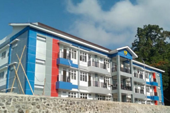 Kementerian PUPR bangun Rusun Mahasiswa Unima senilai Rp14,63 miliar