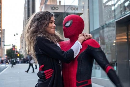 Trailer film Spiderman bocor hingga sanksi untuk Muhammad Kece