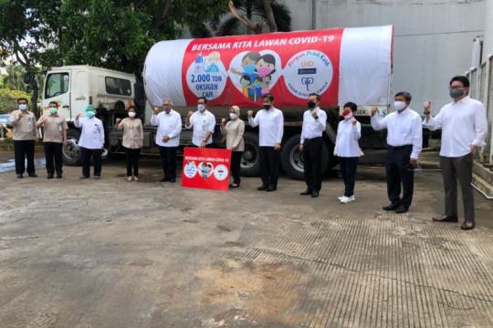 Gajah Tunggal Group-UID dukung pemerintah buka sentra vaksinasi
