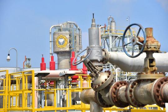 Pupuk Iskandar Muda kembali produksi pupuk subsidi
