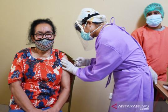 Capaian vaksin di Kota Kupang 33,88 persen