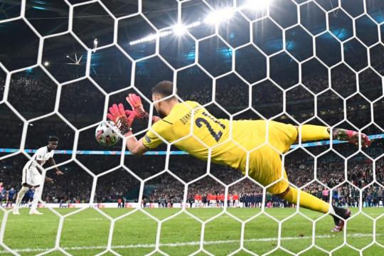 Keane kecam Inggris karena tugaskan Saka ambil penalti penentu