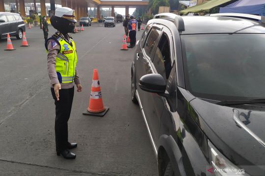 Polisi sebut syarat STRP dapat menekan mobilitas warga di Kota Bandung