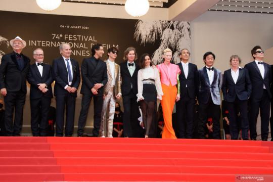 """""""The French Dispatch"""" dapat sambutan meriah di Cannes 2021"""