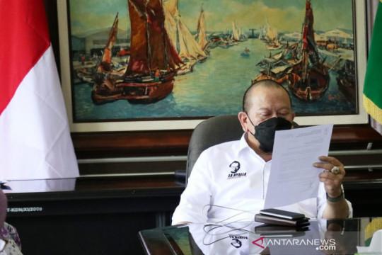 Ketua DPD minta bansos PPKM Darurat segera disalurkan