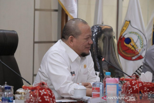Ketua DPD RI minta Polri tindak oknum penimbun obat COVID-19