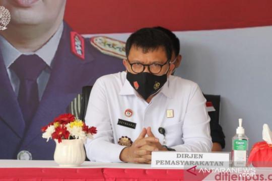 Kemenkumham tegaskan dukungan penuh upaya pemerintah berantas narkoba