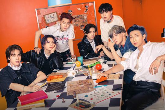 BTS rajai tangga lagu Billboard 10 minggu berturut-turut