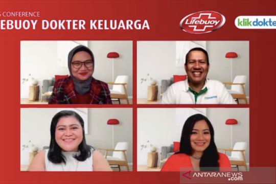 Lifebuoy Dokter Keluarga beri orangtua akses konsultasi ke dokter anak