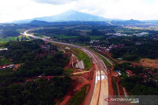 Jalan Tol Cisumdawu ditargetkan dapat diresmikan Desember 2021