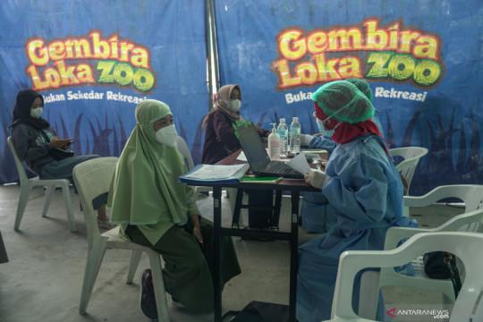 Menparekraf apresiasi vaksinasi di 3 destinasi wisata Yogyakarta