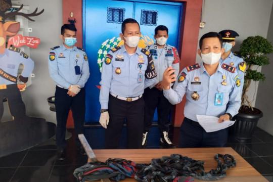 Tiga napi di Pekanbaru dicabut remisinya karena mencoba kabur