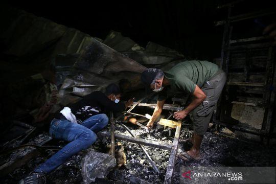 Rumah Sakit khusus COVID-19 di Irak terbakar, 44 orang tewas