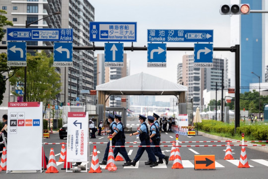 Minat dunia ikuti Olimpiade Tokyo meredup