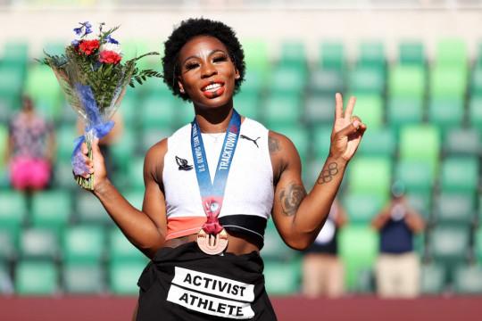 Atlet aktivis bersiap jajal aturan anti-protes dalam Olimpiade