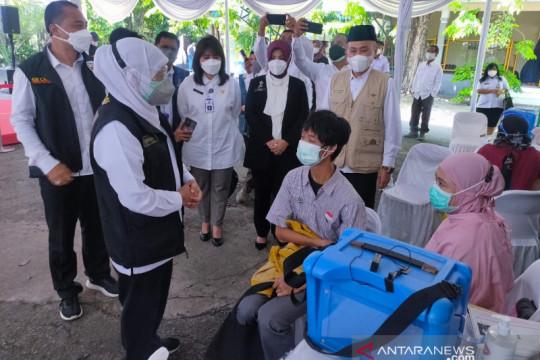 Pemprov Jatim menyisir wilayah yang alami kendala vaksinasi COVID-19