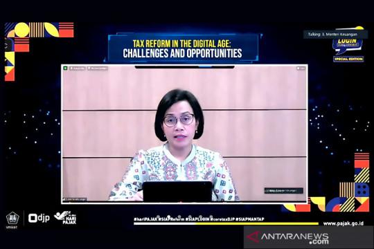 Sri Mulyani: Sinergi fiskal dan moneter minimalkan risiko global ke RI