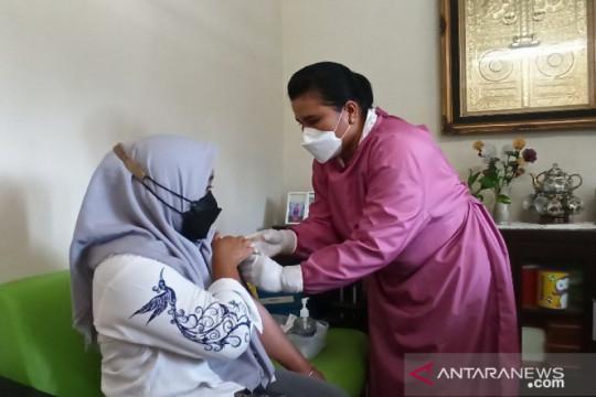 Kemarin, vaksinasi BIN hingga takbiran virtual