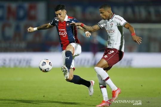 Copa Libertadores: Fluminense kalahkan Cerro Porteno 2-0
