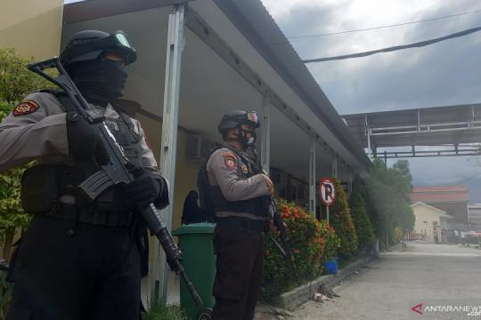 Berhasil dievakuasi, dua jenazah DPO MIT Poso tiba di Palu