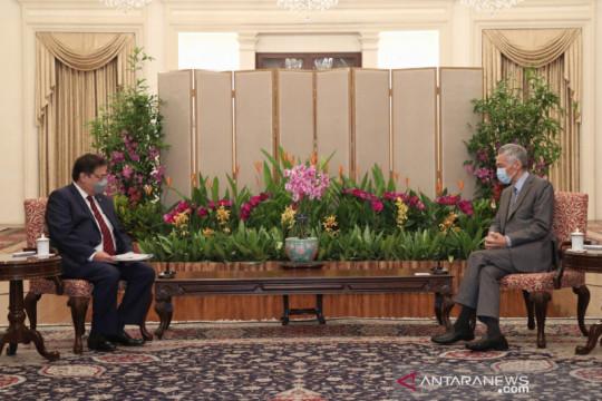 Indonesia-Singapura selesai bahas enam materi Leader's Retreat