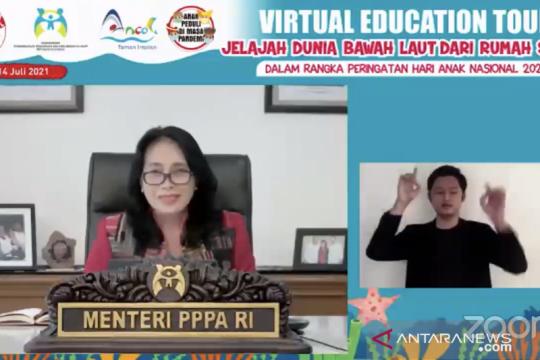 Menteri Bintang harapkan ortu cakap digital demi perkembangan anak