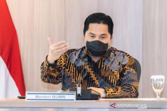 Erick Thohir ajukan PMN Non Tunai klaster pangan dan pertahanan ke DPR