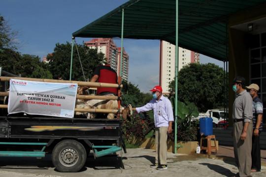 AHM gulir bantuan medis hingga sembako ke zona merah pandemi