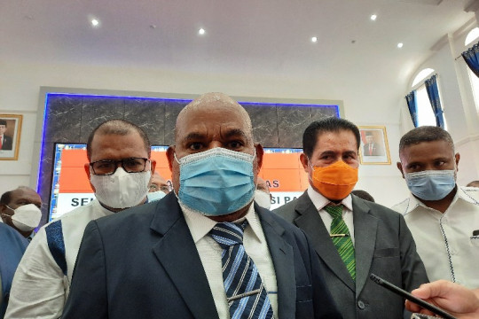 Gubernur Papua berharap calon wagub dapat amankan keberpihakan OAP