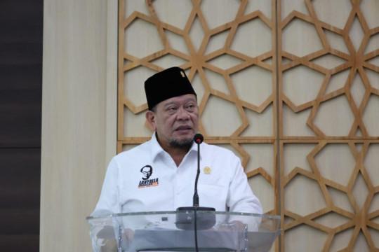 Ketua DPD ajak pesantren tingkatkan prokes guna tekan angka kematian