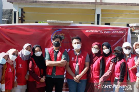 800 mahasiswa KKN Unhas dikerahkan untuk menangkal hoax COVID-19