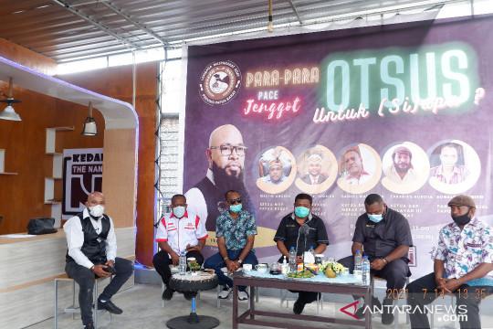 PRIMA dorong pemerintah konsisten beri kewenangan luas buat DPRK Papua