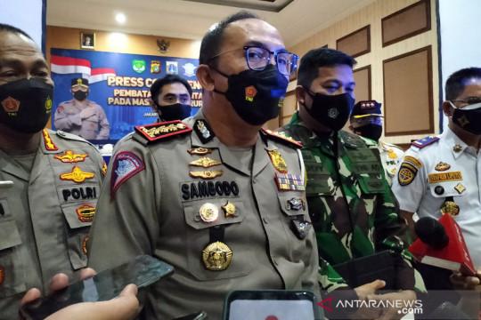 350 polantas kawal arus lalu lintas di kawasan Istana Negara