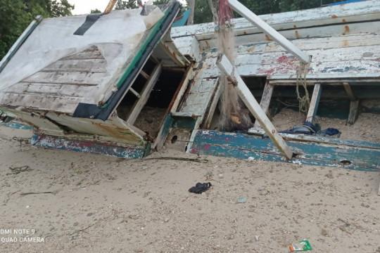 BPBD Banten waspadai tinggi gelombang selatan enam meter