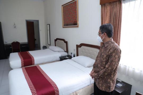 Hotel UC UGM dan Wisma Kagama diresmikan jadi shelter COVID-19