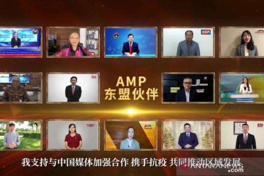 Pimpinan media ASEAN-China sepakat perangi COVID-19