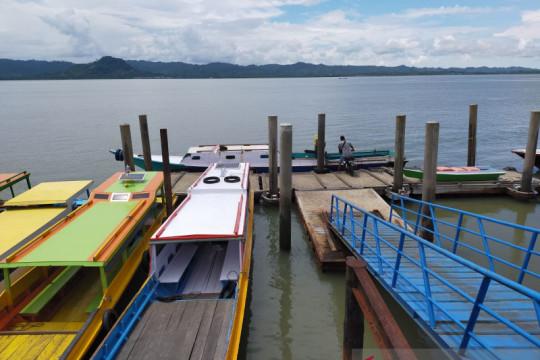 Pengusaha transportasi antarpulau Nunukan keluhkan turunnya penumpang
