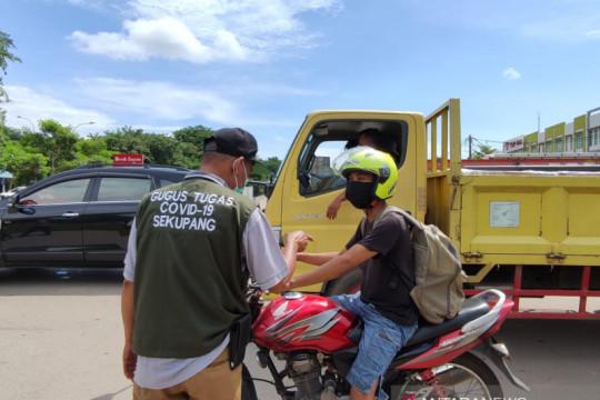 Polresta Barelang putar balik 11 ribu kendaraan saat PPKM Darurat