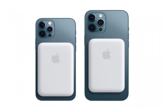 "Apple diam-diam jual aksesoris baterai tambahan ""MagSafe"""