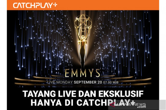 Emmy Awards 2021 tayang eksklusif di CATCHPLAY+