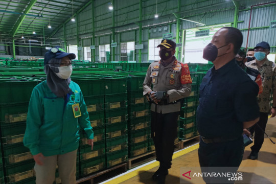 Satgas COVID-19 Sumedang menindak empat pabrik langgar PPKM Darurat