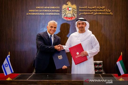 Uni Emirat Arab buka kedutaan besar di Israel