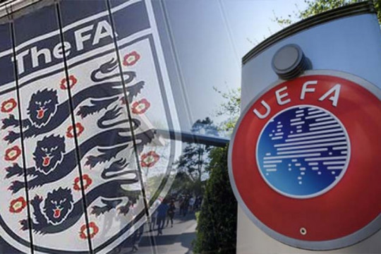 Sudah gagal juara, Inggris diselidiki UEFA terkait final Euro 2020