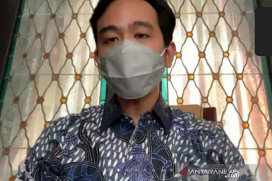 Wali Kota Solo Gibran Rakabuming Raka umumkan positif COVID-19