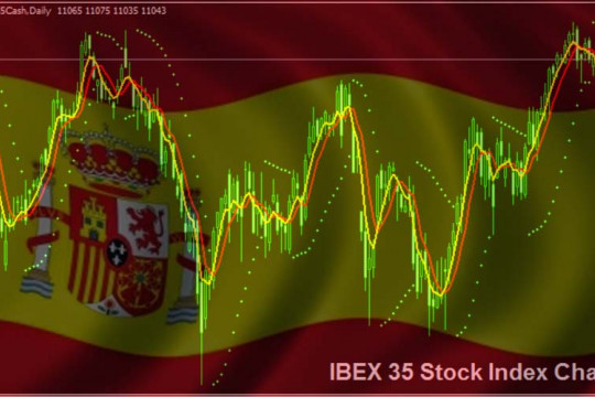 Saham Spanyol finis di zona hijau, indeks IBEX 35 menguat 0,60 persen