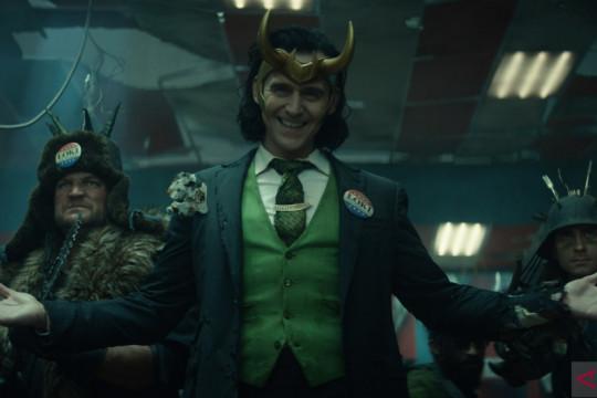 """Desainer produksi ungkap inspirasi di balik estetika visual """"Loki"""""""