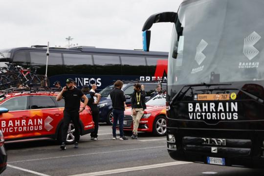 Tim Bahrain Victorious diselidiki karena doping