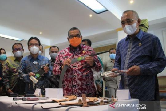 BSN latih empat IKM alat pertanian di Riau peroleh sertifikat SNI