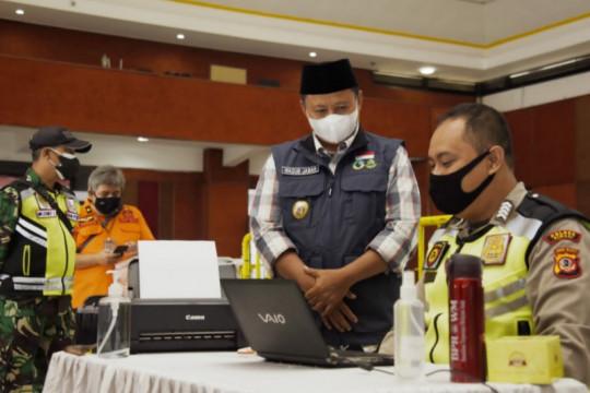 Sentra vaksinasi COVID-19 di Cimahi targetkan 2.000 orang/hari