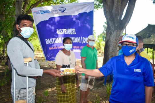 Plan Indonesia salurkan bantuan nontunai ke 610 KK penyintas bencana